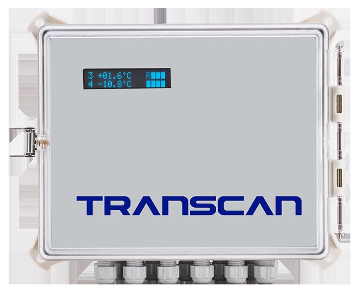 Utilizati un inregistrator de temperatura auto Transcan