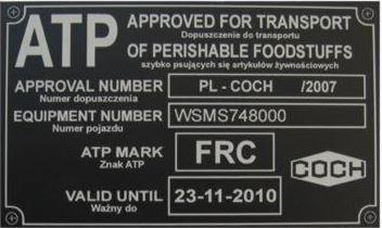 Certificat ATP FRC (prelungire) – Cat platiti si cine il emite?